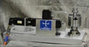CNC Eddy Current Inspection System Full