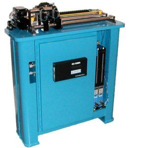 Bench gauging system to measure a transmission shaft