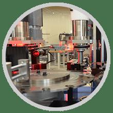 Ultrasonic laser vision machine custom built