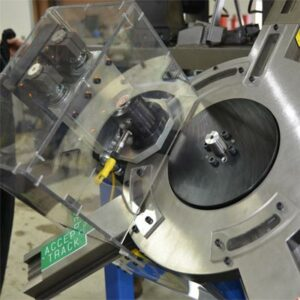 Vision sensor sorting system for part inspection